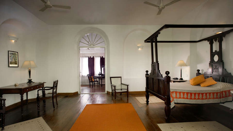 The Tower House - 17th Century, Cochin Kochin The Wayermah room The Tower House Cochin Kerala