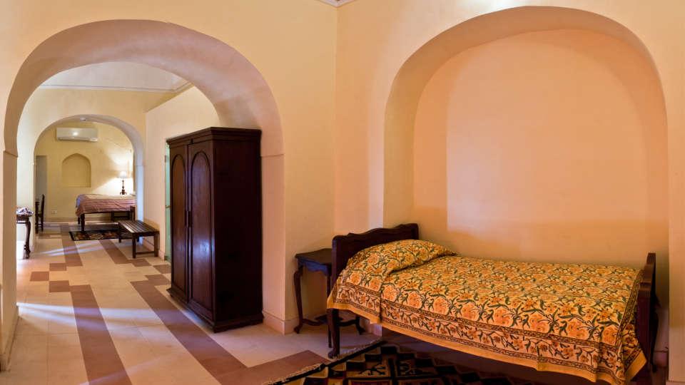 Tijara Fort-Palace - 19th Century, Alwar Alwar Adil Mahal Tijara Fort-Palace Alwar Rajasthan