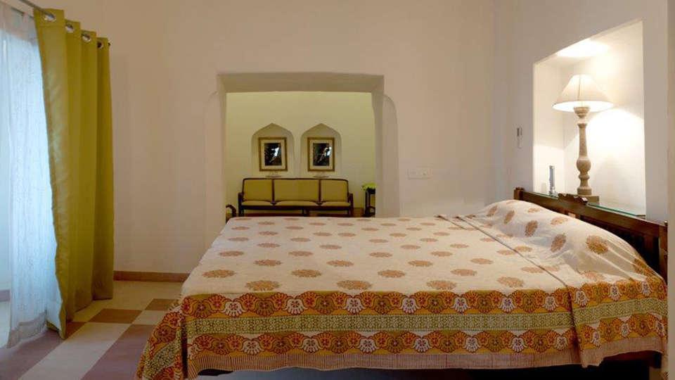 Tijara Fort-Palace - 19th Century, Alwar Alwar Arpana Mahal Tijara Fort-Palace Alwar Rajasthan