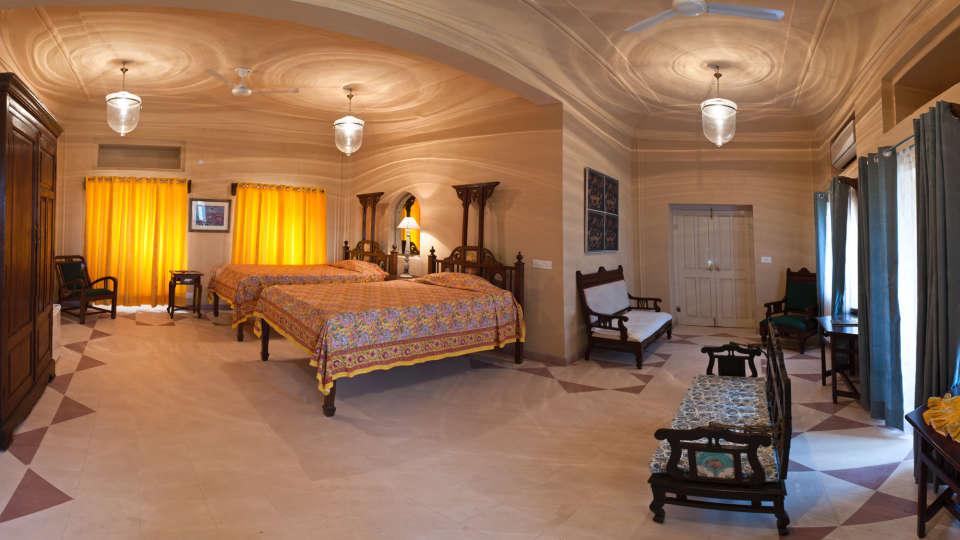 Tijara Fort-Palace - 19th Century, Alwar Alwar Arpita Mahal Tijara Fort-Palace Alwar Rajasthan