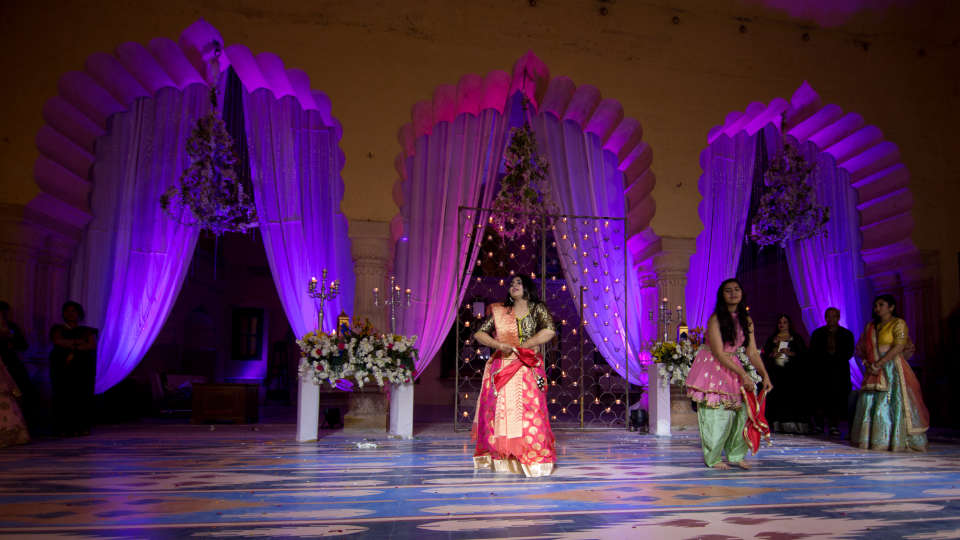 Destination weddings in Rajasthan at Tijara Fort-Palace, Alwar Hotels 16