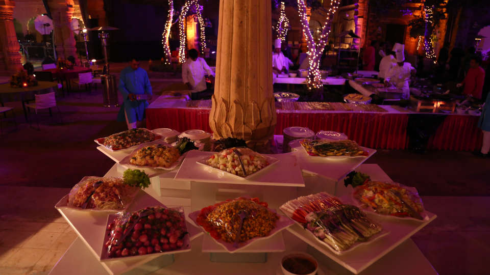 Destination weddings in Rajasthan at Tijara Fort-Palace, Alwar Hotels 17