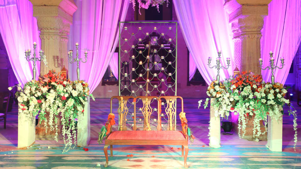Destination weddings in Rajasthan at Tijara Fort-Palace, Alwar Hotels 19
