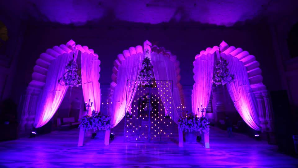 Destination weddings in Rajasthan at Tijara Fort-Palace, Alwar Hotels 20