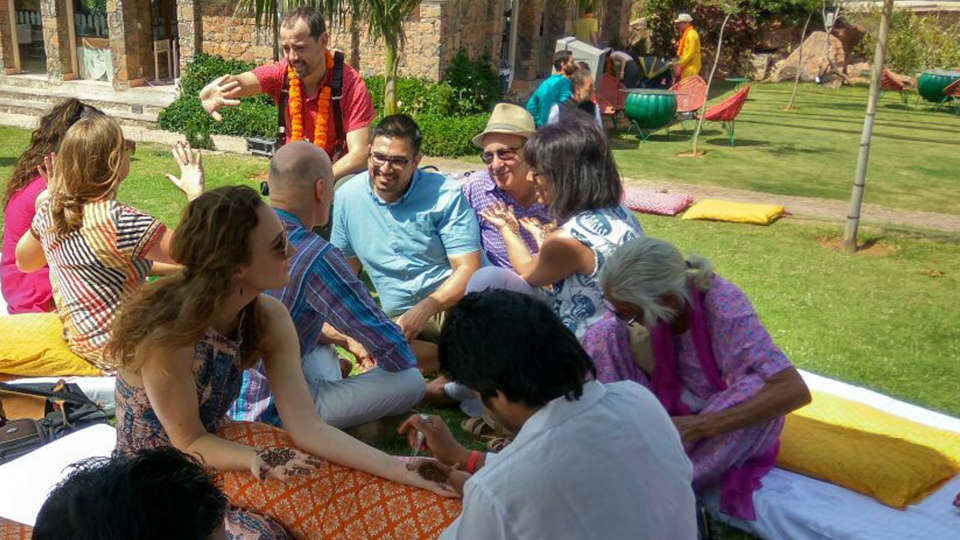 Destination weddings in Rajasthan at Tijara Fort-Palace, Alwar Hotels 30