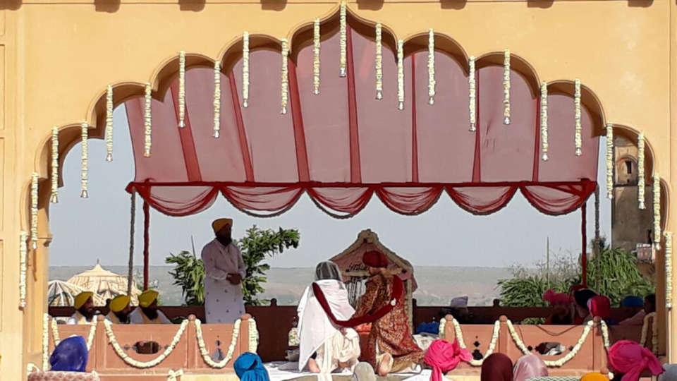 Destination weddings in Rajasthan at Tijara Fort-Palace, Alwar Hotels 31