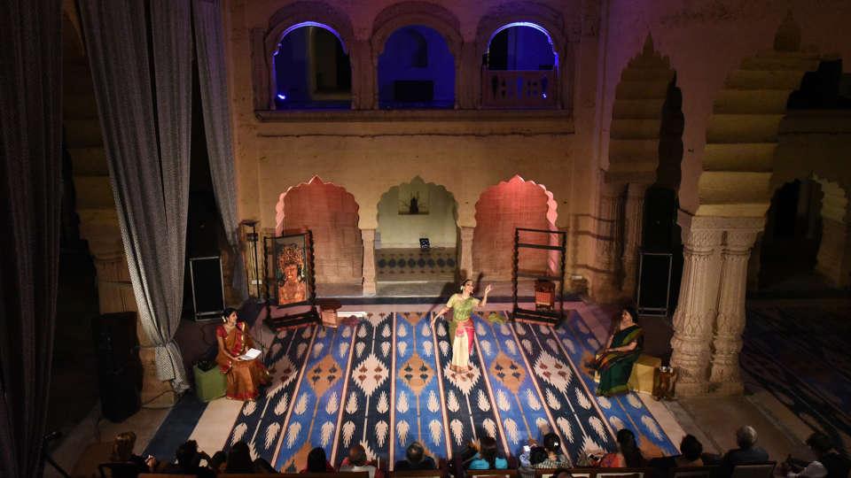 Destination weddings in Rajasthan at Tijara Fort-Palace, Alwar Hotels 34