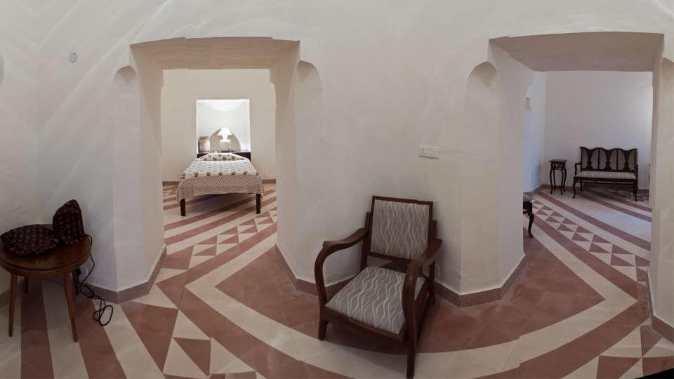 Tijara Fort-Palace - 19th Century, Alwar Alwar Gargi Mahal Tijara Fort-Palace Alwar Rajasthan