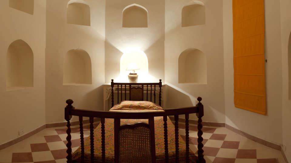 Tijara Fort-Palace - 19th Century, Alwar Alwar Gogi Mahal Tijara Fort-Palace Alwar Rajasthan