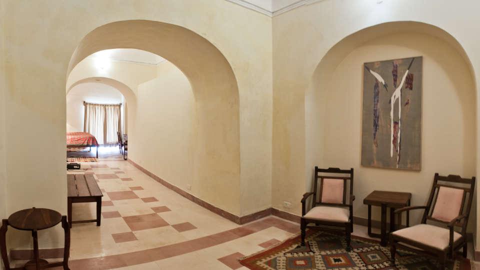 Tijara Fort-Palace - 19th Century, Alwar Alwar Indore Mahal Tijara Fort-Palace Alwar Rajasthan 1