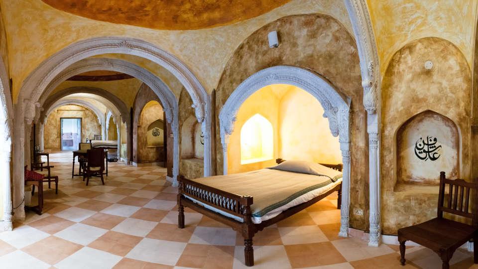 Tijara Fort-Palace - 19th Century, Alwar Alwar Kotwara Mahal Tijara Fort-Palace Alwar Rajasthan