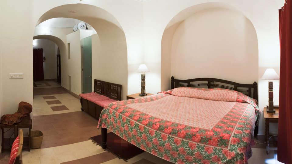 Tijara Fort-Palace - 19th Century, Alwar Alwar Krishen Mahal Tijara Fort-Palace Alwar Rajasthan 1