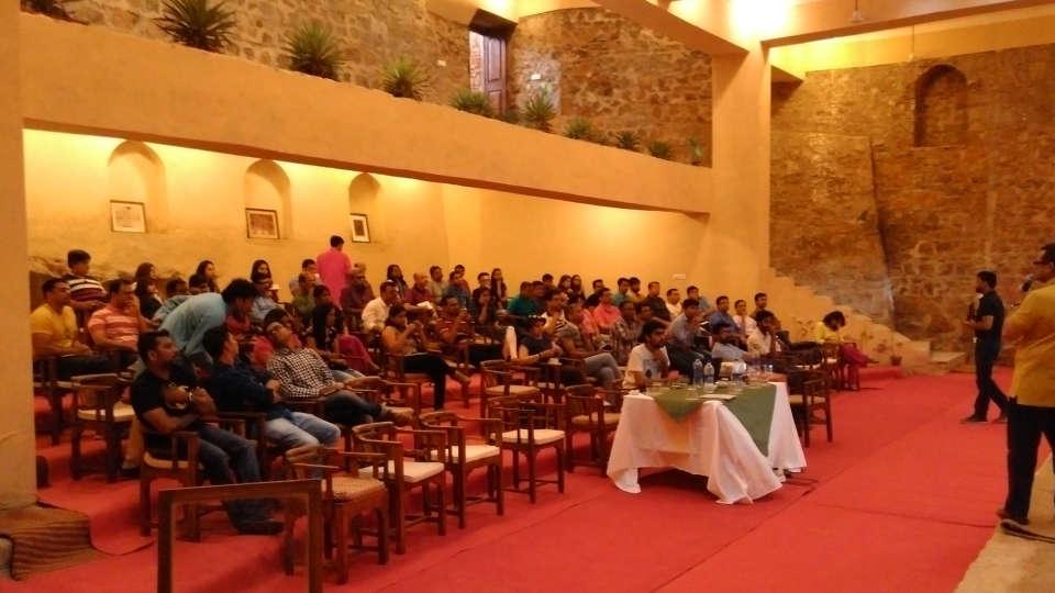 Meetings in Alwar, Tijara Fort Palace, Hotels in Tijara 1
