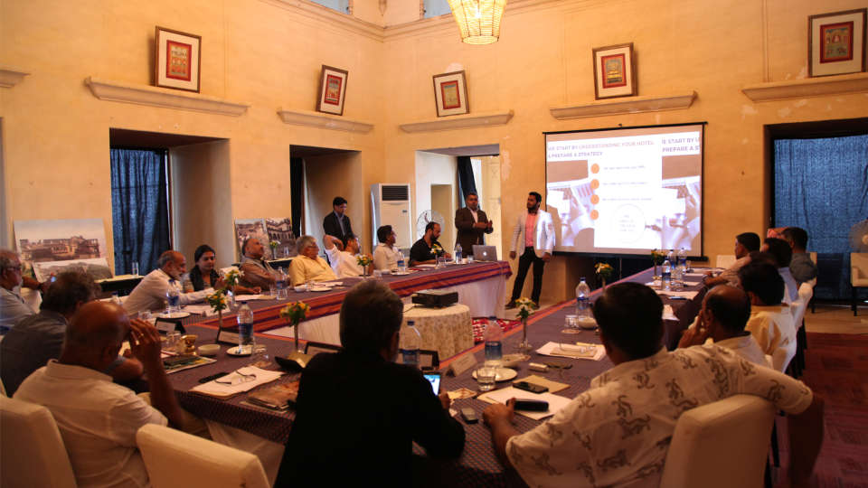 Meetings in Alwar_ Tijara Fort Palace_ Hotels in Tijara 2