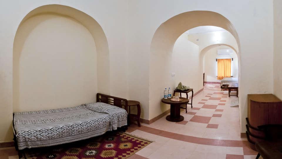 Tijara Fort-Palace - 19th Century, Alwar Alwar Panda Mahal Tijara Fort-Palace Alwar Rajasthan 1