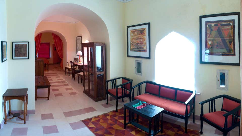 Tijara Fort-Palace - 19th Century, Alwar Alwar Raza-Manish Mahal Tijara Fort-Palace Alwar Rajasthan