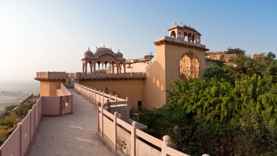 Tijara Fort-Palace - 19th Century, Alwar Alwar Tijara Fort-Palace Alwar Rajasthan 12