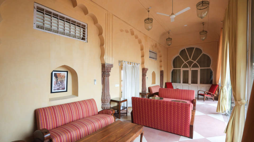 Tijara Fort-Palace - 19th Century, Alwar Alwar Tijara Fort-Palace Alwar Rajasthan 19