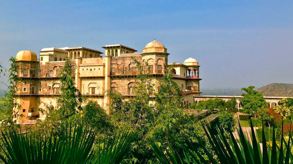 Tijara Fort-Palace - 19th Century, Alwar Alwar Tijara Fort-Palace Alwar Rajasthan 1