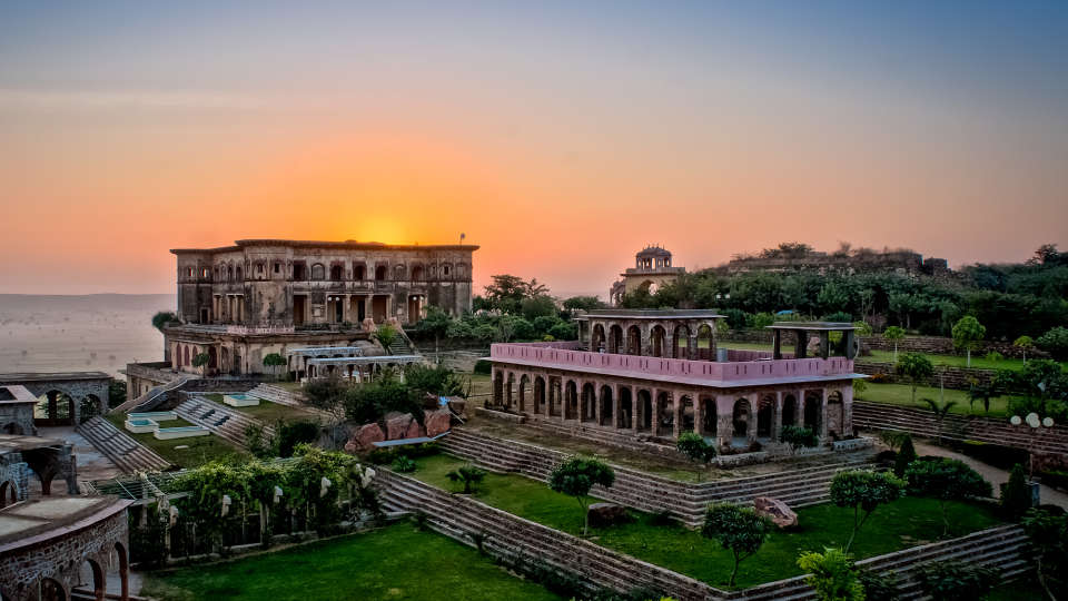 Tijara Fort-Palace - 19th Century, Alwar Alwar Tijara Fort-Palace Alwar Rajasthan 2