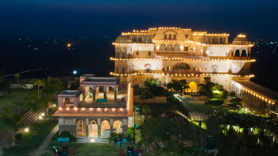 Tijara Fort-Palace - 19th Century, Alwar Alwar Tijara Fort-Palace Alwar Rajasthan 9