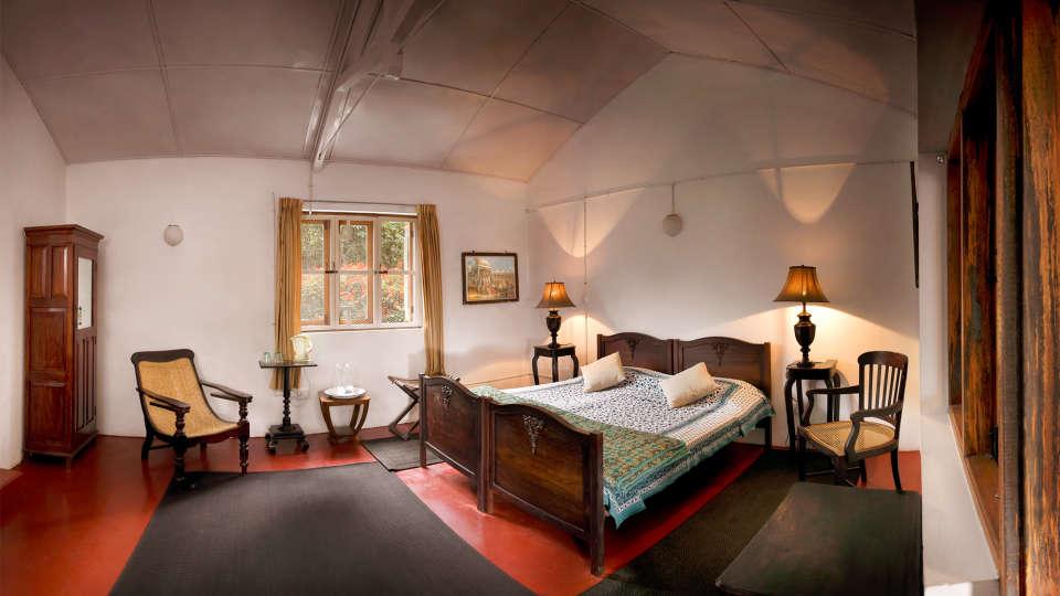 Wallwood Garden - 19th Century, Coonoor Coonoor The Eucalyptus Room Wallwood Garden Coonoor Tamil Nadu