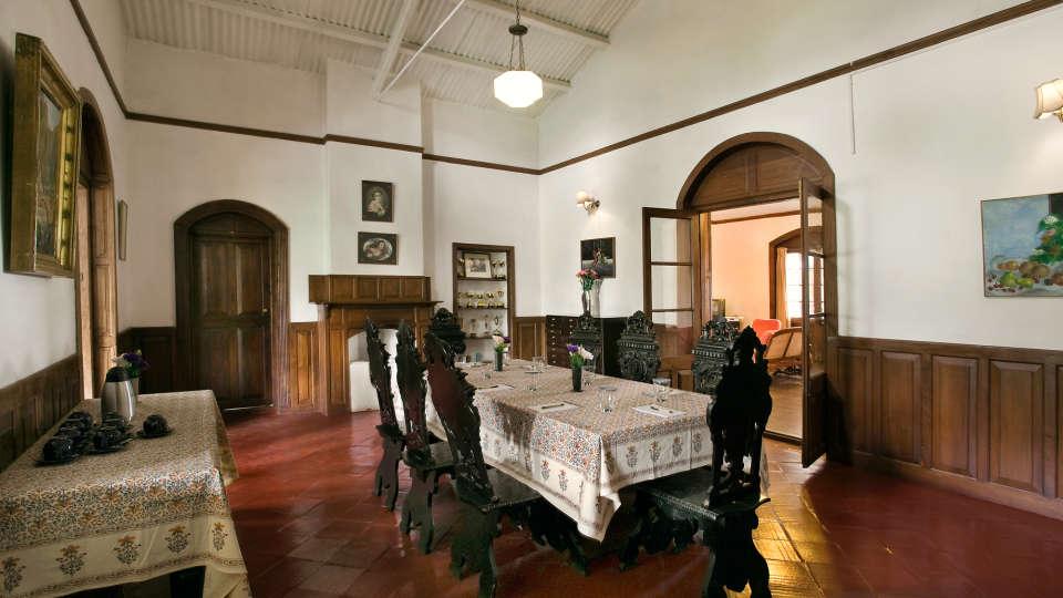 Wallwood Garden - 19th Century, Coonoor Coonoor Conference Wallwood Garden Coonoor Tamil Nadu 2