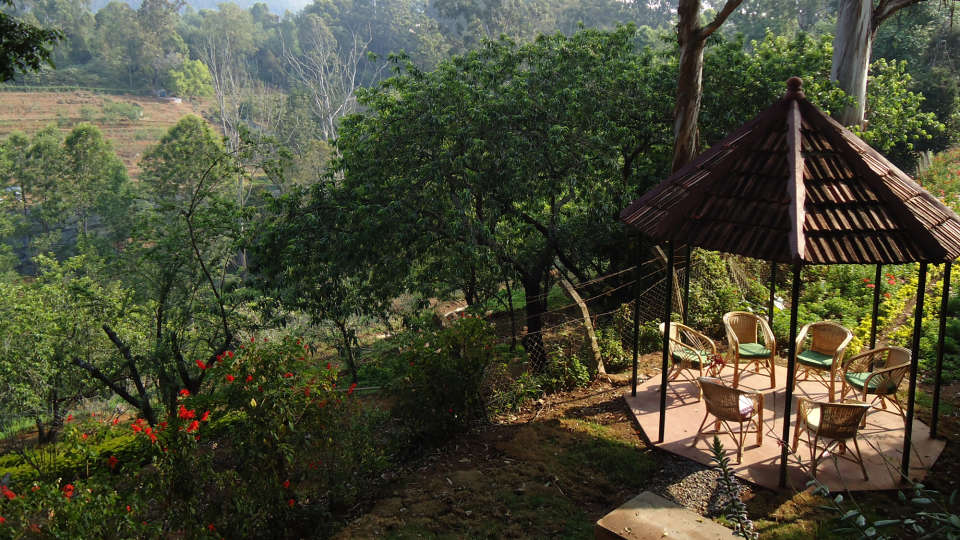Wallwood Garden - 19th Century, Coonoor Coonoor Wallwood Garden Coonoor Tamil Nadu 4