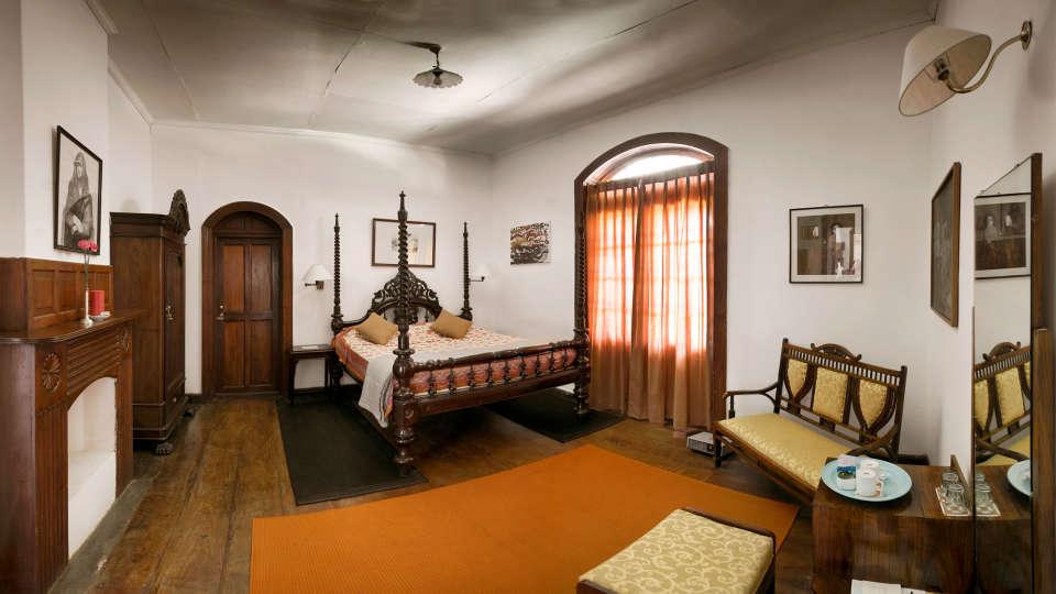 Wallwood Garden - 19th Century, Coonoor Coonoor The Acaicia Room Wallwood Garden Coonoor Tamil Nadu