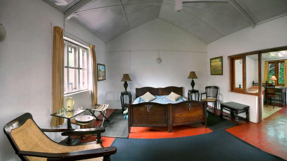 Wallwood Garden - 19th Century, Coonoor Coonoor The Silver Oak Room Wallwood Garden Coonoor Tamil Nadu 1