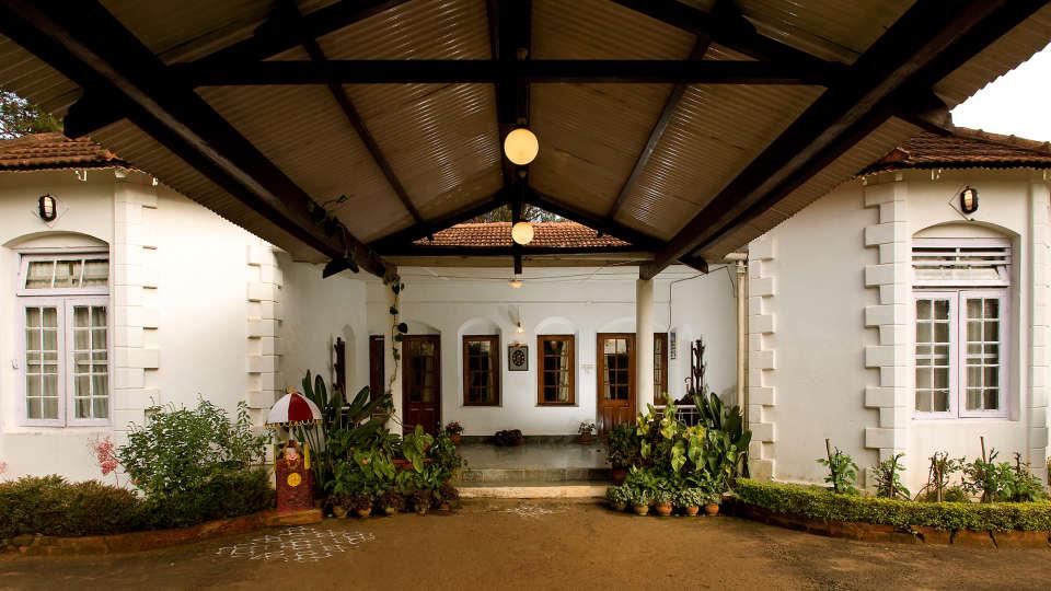 Wallwood Garden - 19th Century, Coonoor Coonoor Wallwood Garden Coonoor Tamil Nadu 2