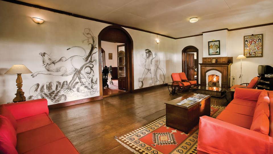 Wallwood Garden - 19th Century, Coonoor Coonoor Wallwood Garden Coonoor Tamil Nadu 3