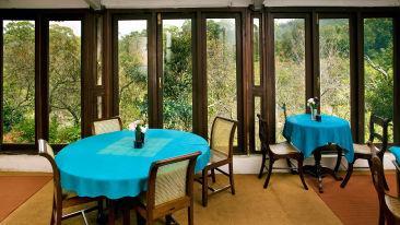 Wallwood Garden - 19th Century, Coonoor Coonoor Dining Wallwood Garden Coonoor Tamil Nadu 3