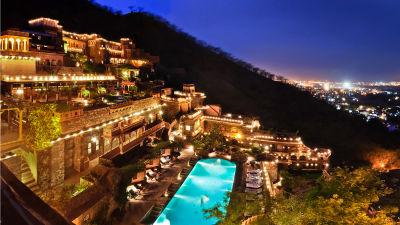 Facade Premises, Neemrana Fort Palace 3,  heritage hotel in Rajasthan 3