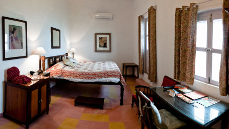 Hill Fort-Kesroli Alwar Simurg Mahal, Royal Hotels in Alwar