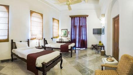 Maharaja Yadavindra Singh The Baradari Palace Hotel in Patiala