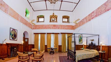 Raja Sardul Singh The Baradari Palace Hotels in Patiala