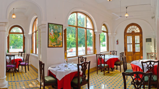 Banquet, The Baradari Palace Patiala, Hotel in Patiala