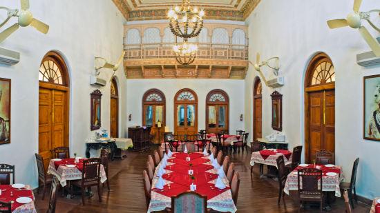 Restaurant, The Baradari Palace Patiala, Restaurant in Patiala