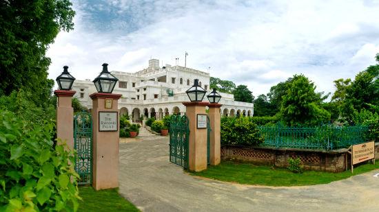 Facade & Premises, The Baradari Palace Patiala Punjab Hotels in Patiala