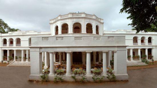 Facade & Premises, The Baradari Palace Patiala Punjab, Hotels in Patiala