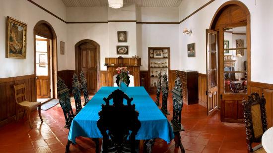 Wallwood Garden - 19th Century, Coonoor Coonoor Dining Wallwood Garden Coonoor Tamil Nadu 1