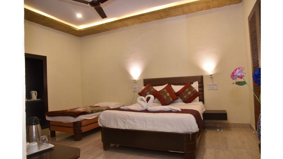 Grand Resort FamilyRoom Roomno10