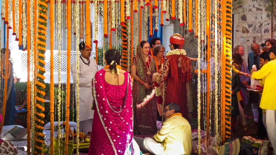 Wedding Hill Fort Kesroli - Alwar, Weddings in Rajasthan