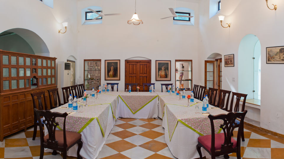Conference The Baradari Palace Hotels in Patiala