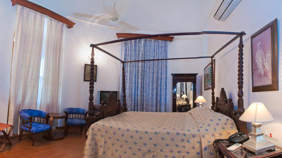 Kaursahib Ranbir Singh The Baradari Palace Hotels in Patiala