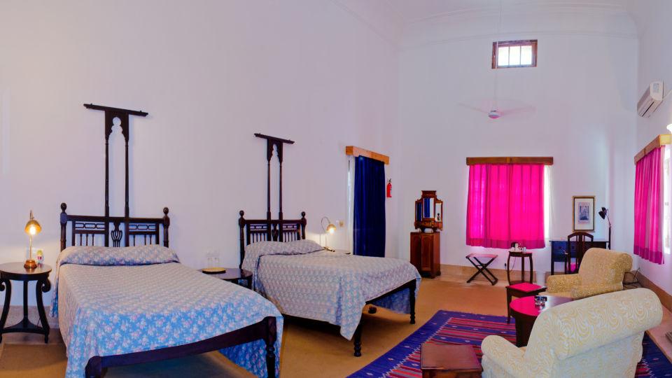 Maharaja Narinder Singh The Baradari Palace Hotels in Patiala
