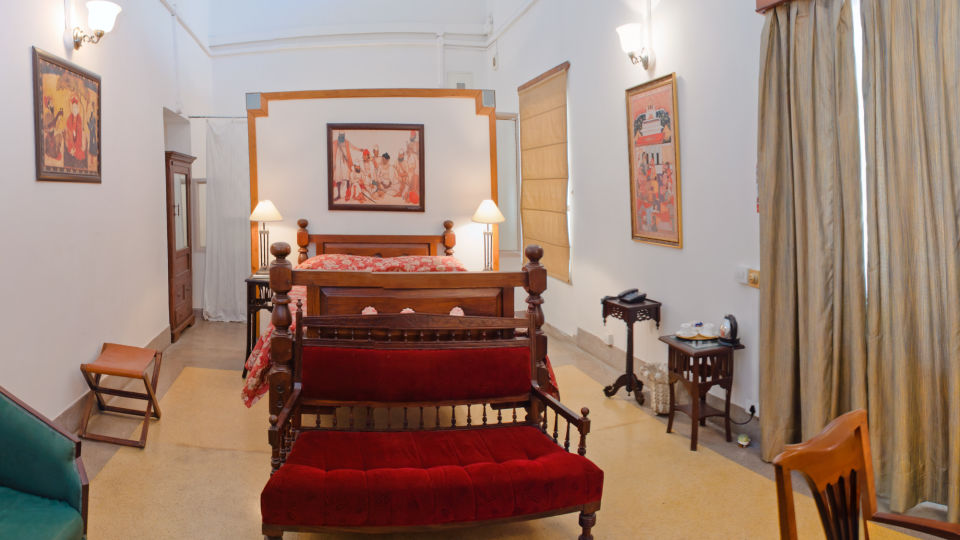 Maharani Bakhtawar Kaur The Baradari Palace Hotels in Patiala 5