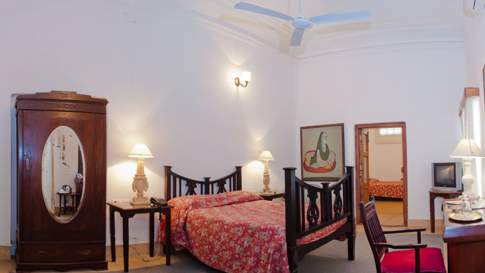 Maharani Chakerian Wale The Baradari Palace Hotels in Patiala