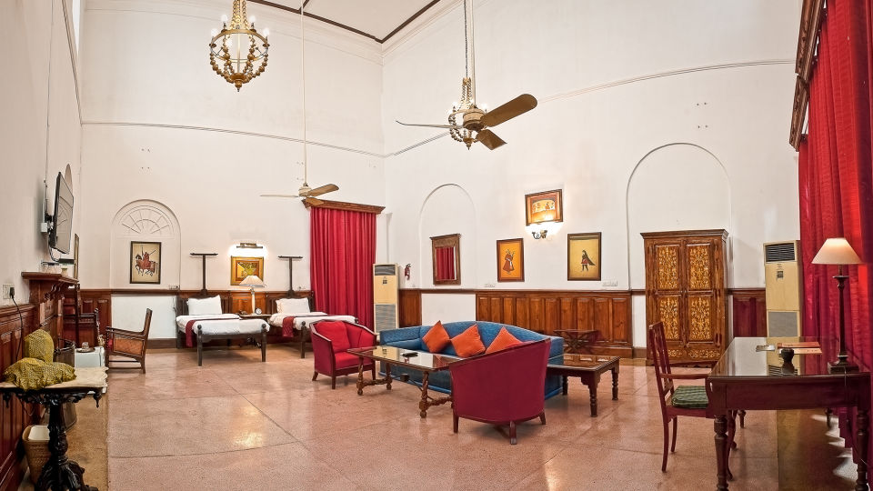 Raja Amar Singh The Baradari Palace Heritage Hotels in Patiala